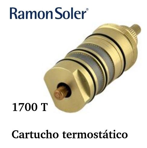 Cartucho termostatico 1700t de grifo ramon soler para repuesto rs termolux ebay - Ramon soler grifos ...