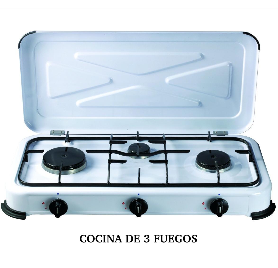 Cocina de gas butano sharemedoc for Cocina de gas profesional