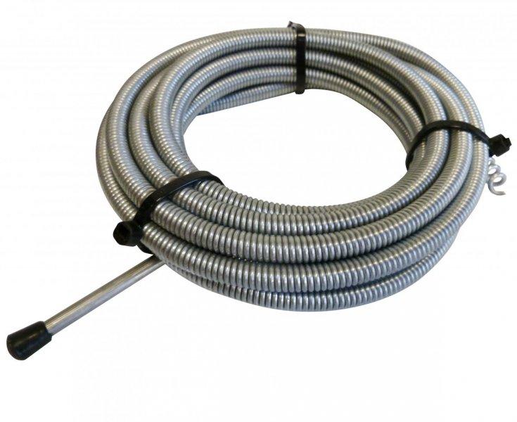 Desatascador de 5 metros para tuberias cuando hay atasco - Productos para desatascar tuberias ...