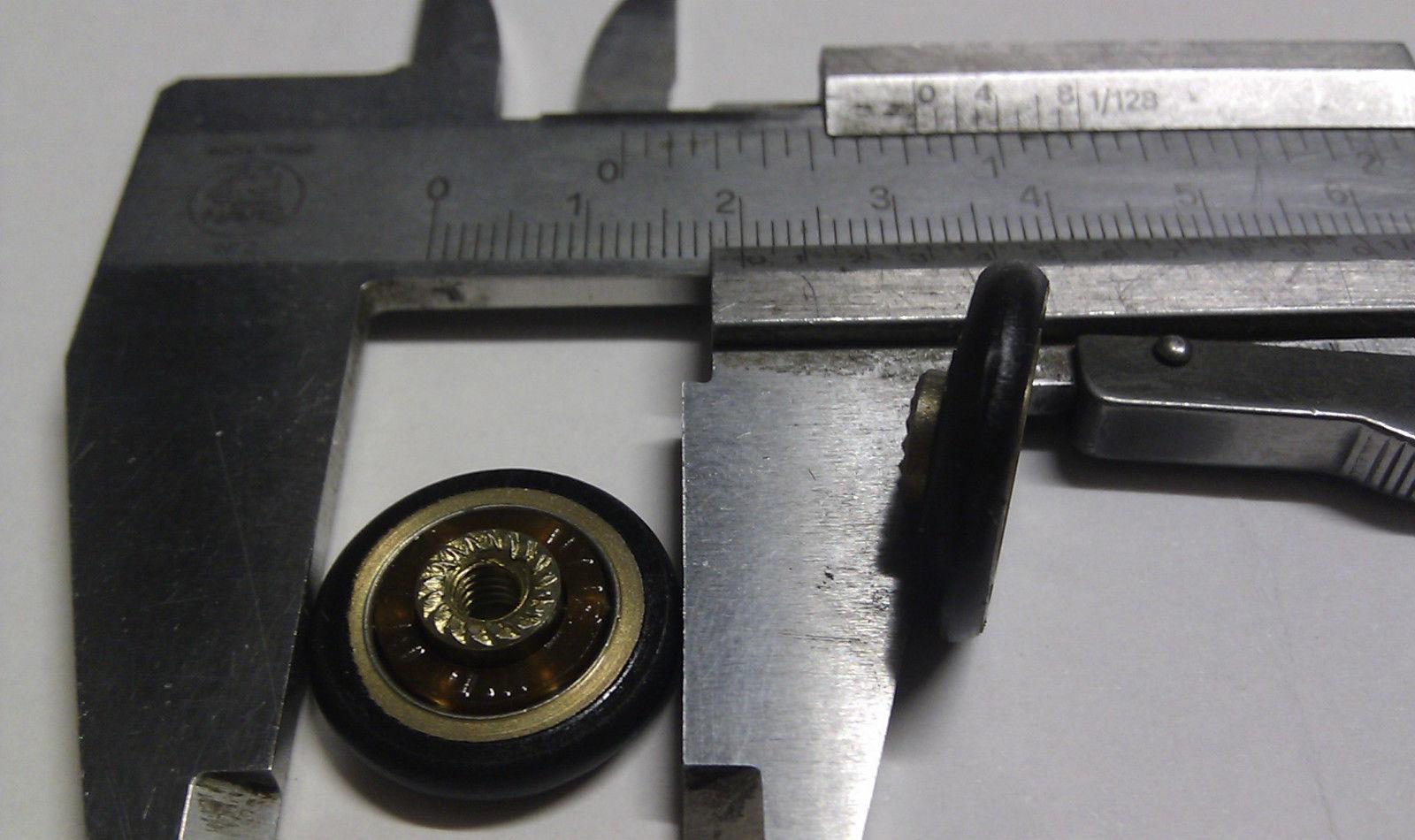 10 ruedas de mampara 20mm tenemos rodamientos para for Ruedas de mamparas