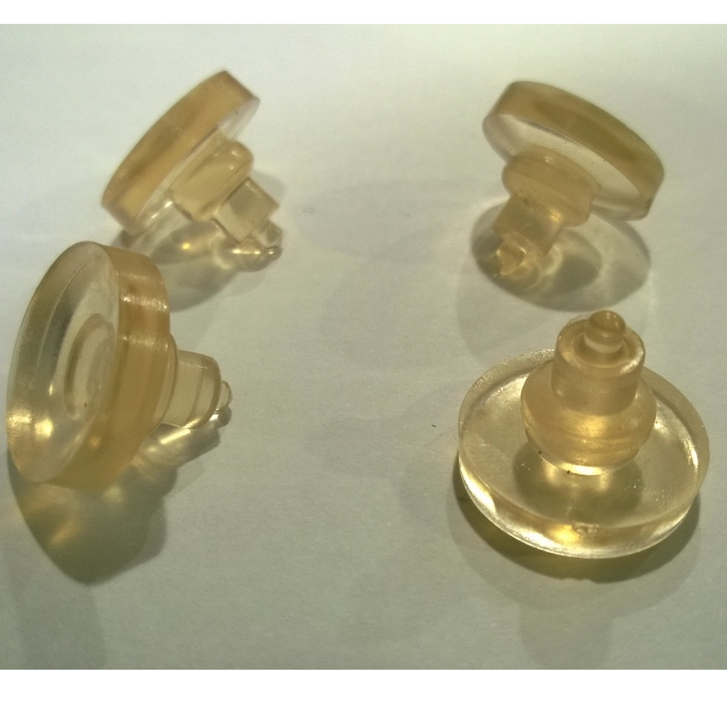 4 ventosas para mesas de cristal evita deslizamientos